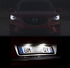 4 lampadine a LED Bianco luci di posizione + luci di Targa per Mazda CX-5