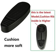 New and Great!! Pad! Pad Rubber Butt Pad Black Rubber Stock
