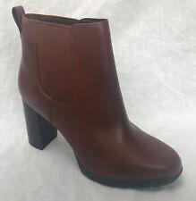 Women's Clarks Elipsa Dee Ankle BOOTS in Brown UK 6 / EU 39 1/2