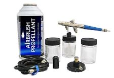 Badger Model 200-3 Syphon Feed 200 Series Precision Airbrush with Gas Can