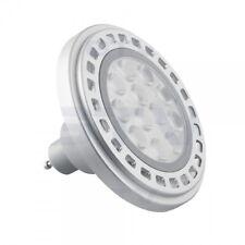 LAMPADINA LED 12w gu10 950lm 3000k warmweiss Lampada Pera VETRO TRASPARENTE