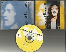 The Who ROGER DALTREY Days of Light RARE 1992 USA PROMO Radio DJ CD single MINT
