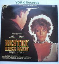 DESTRY RIDES AGAIN - Original London Cast - Excellent Con LP Record TER 1034