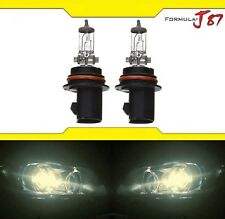 RALLY 9007 HB5 100/80W 3800K Stock Two Bulbs Dual Beam Replacement High Low Beam