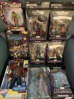 Guardians Of The Galaxy Legends Figure Lot BAF Comic Talking Groot Marvel Hasbro