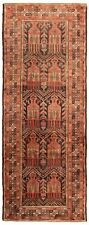 """Hand-knotted Turkish 3'7"""" x 9'4"""" Authentic Turkish Wool Rug...DISCOUNTED!"""