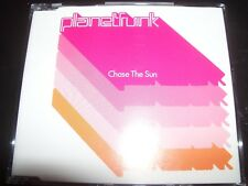 Planet Funk – Chase The Sun Australian CD Single – Like New