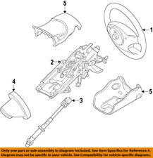 FORD OEM Steering Column-Lower Shaft BE9Z3B676B