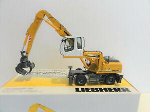 NZG 683 Liebherr A 904 Material Handler 1:50 NEW