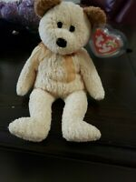 RARE TY Beanie Babies *Huggy* with tag errors Perfect Hang Tag