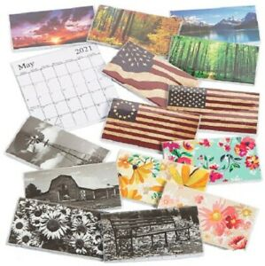1 - 2021-2022 Two Year Planner Pocket Calendar 2 Year Assorted Styles FREE SHIP