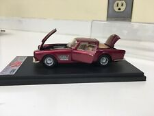 Ferrari 250 GT 1/43 Scale Resin Model By MR Collection Made In Italy Like BBR