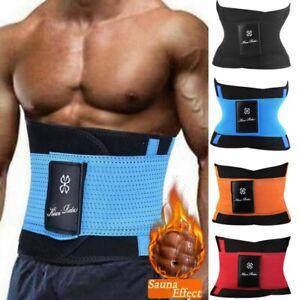 Waist Shaper Slimming Remove Men Sport Vest Slimming Belt Body Shaper GM