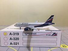 Aeroclassics 1:400 Aeroflot Russian Airlines Airbus A319 VP-BWA