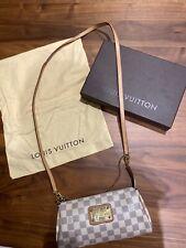 LOUIS VUITTON EVA CLUTCH shoulder bag