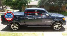 2003-2006 Toyota Tundra Double/Crew Cab 4Pc Window Sill Trim Stainless Steel