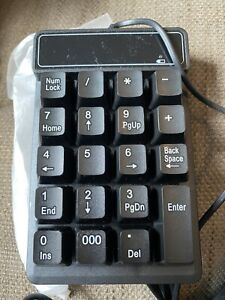 USB Wired Number Pad Numeric New