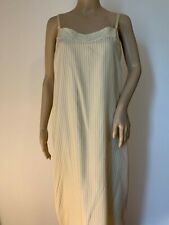 Early DKNY silk slip dress