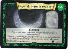 Harry Potter nº 63/80 - Veneno de uvas serpiente
