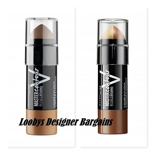MAYBELLINE Master Duo Contour Stick 7g - CHOOSE SHADE - NEW Sealed
