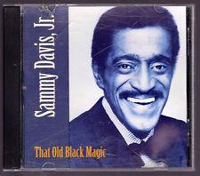 "SAMMY DAVIS JR. CD ""THAT OLD BLACK MAGIC"""