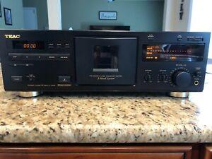 Teac V-3000 3-Head Cassette Deck - BEAUTIFUL CONDITION - RARE