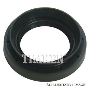 Differential Seal-Auto Trans Output Shaft Seal Rear Timken 710197