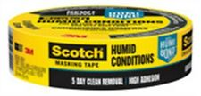 Scotch 2045 36eh Humi Bond Adhesive Scrubbable Masking Tape 60 L Ydx141 W In