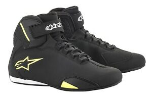 Alpinestars Sector Motorcycle Shoes Motorcycle Boots Sport Racing Touring