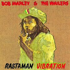 Rastaman Vibration - Bob Marley (Vinyl Used Very Good)