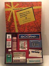 Vintage Sample Kit Vacation Pak New England Telephone New Hanpshire Plant Travel