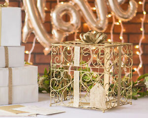 Wedding Reception Gift Card Holder, Party Gift Card Holder, Brand New