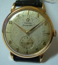 OMEGA automatic bumper cal.342 18K solid ref.2659 gold 34,5mm working