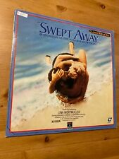 SWEPT AWAY - LASERDISC - GOOD CONDITION !