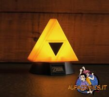 Legend of Zelda 3d Light Triforce 10 cm Paladone Products Nintendo Gadgets
