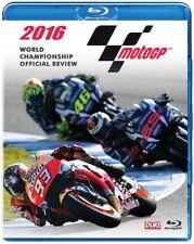 2016 Moto GP Review Blu Ray