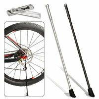 Lightweight MTB Road Bike Kickstand Anti-skid Bicycle Side Kick Stand Kit New UK