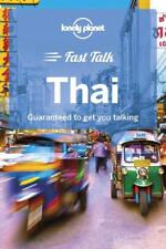 Lonely Planet Fast Talk Thai Phrasebook *FREE SHIPPING - NEW*