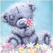 5D Diamond Painting cartoon bear DIY Diamond Embroidery Cartoon Cross Stitch ##