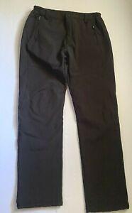 GEVAL Fleece Lined Soft Shell Snow Outdoor Pants Women's Sz Medium
