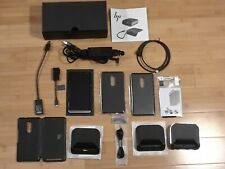 HP Elite X3 Unlocked All Accessories and Docking Station NO RESERVE