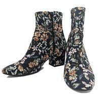Mango Damen Stiefelette Stiefel Boots Gr. 37, made in Spain