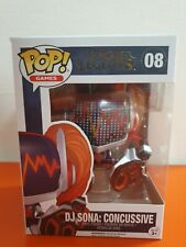 Funko Pop! League of Legends DJ Sona: Concussive #08 World Championship limited
