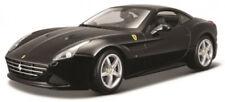 Bburago 18-16003BK Ferrari California  T ( Closed Top ) schwarz 1:18 NEU/OVP