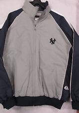 Majestic Men's Extra Large New York NY Yankees Zip-Up Jacket NEW