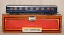 Liliput 83203 D-Zug 1./2. Kl. Schürzenwagen blau Deutsche Bundesbahn - OVP