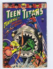 Teen Titans #11 DC Pub 1967