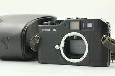 【EXC+5 w/Case】 Voigtlander Bessa R2 35mm Rangefinder Film Camera from JAPAN #605