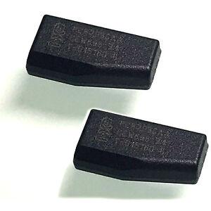 2x Transponder Wegfahrsperre Chip ID46 für VW Citroen Nissan Peugeot PCF 7936AS