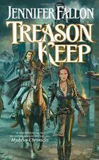 Treason Keep: Book Two of the Hythrun Chronicles by Jennifer Fallon